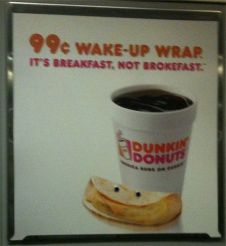 Wake Up Wrap