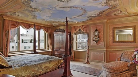 Rush Limbaugh's Atrocious Bedroom
