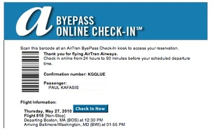 AirTran Email