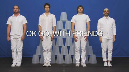 OK Go Video Still