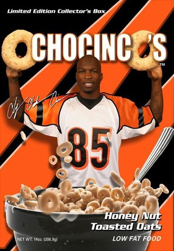 The Ochocinco's Box