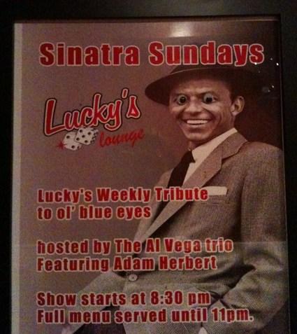Sinatra Sunday