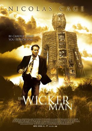 The Wicker Man Artwork