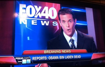 Reports: Obama Bin Laden Dead