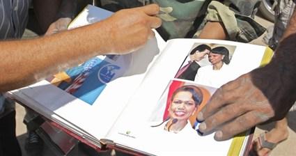 Gadhafi's Photo Album