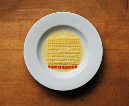 Alphabet soup, sorted