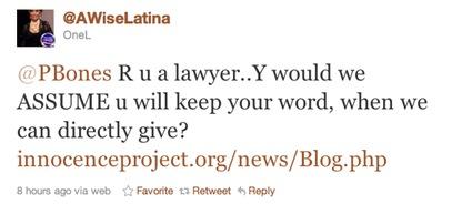 R U a lawyer?
