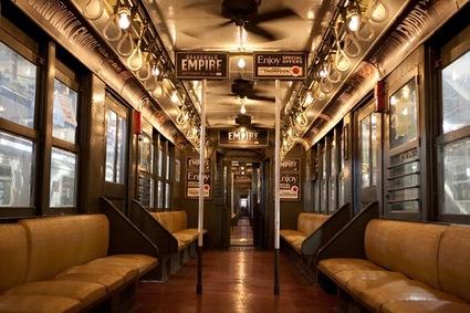 Boardwalk Empire Train