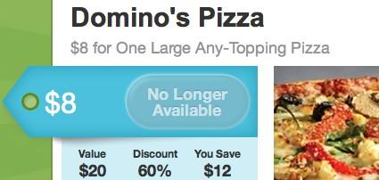 Domino's deal