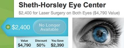 Eye Surgery deal
