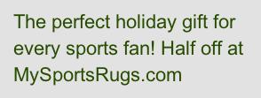 MySportsRug.com deal