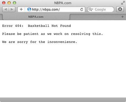 NBPA website