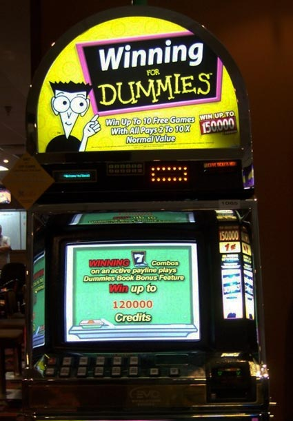 Winning for Dummies Slot Machine