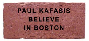 Paul Kafasis - Believe in Boston