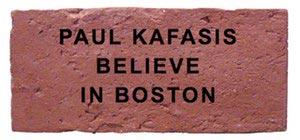 Paul Kafasis - Believe in Boston