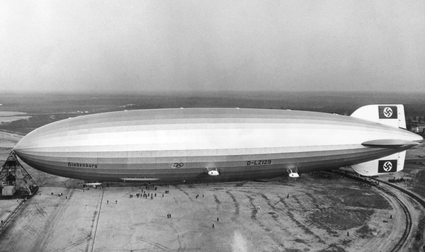 A Lesser-Known Hindenburg Photo