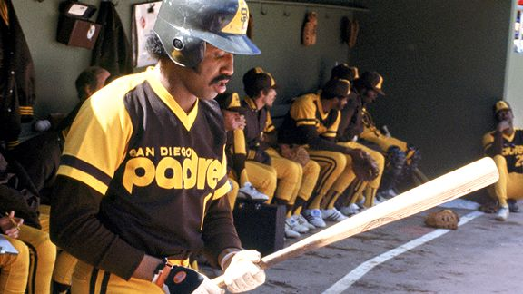 The 1978 Padres Uniform