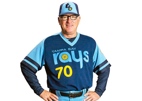 The Rays Godawful Fauxback Uniform