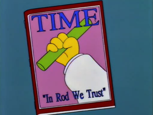 In Rod We Trust