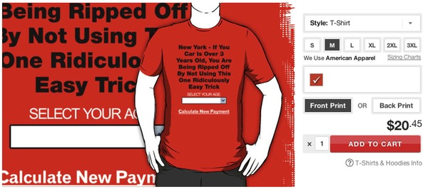 Ridiculous T-Shirt For Sale