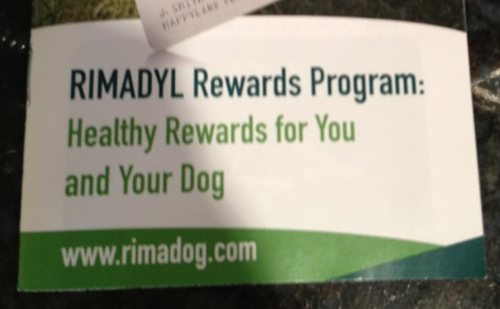 Please, don't Rim a dog.