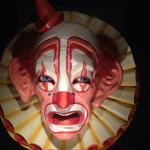 Horrifying Clown