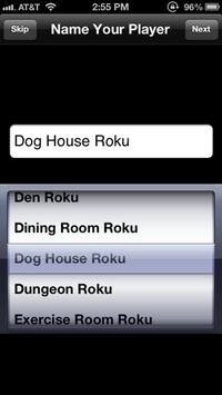 Dog House Roku