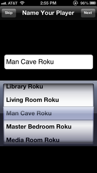 Man Cave Roku