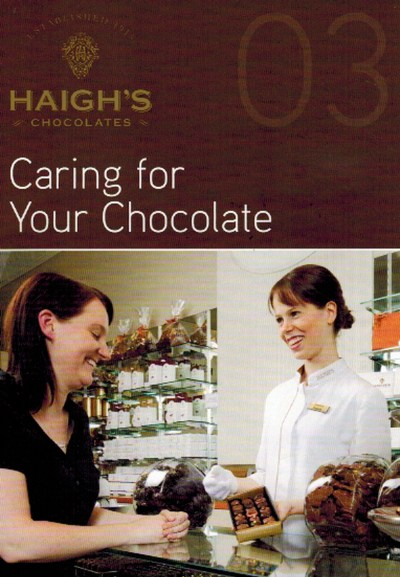 Caring for Your Chocolate Brochure
