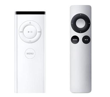 Apple Remotes