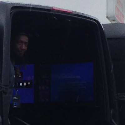 BlackBerry's Windowless Van