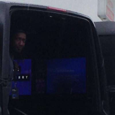BlackBerry's Windowless Van
