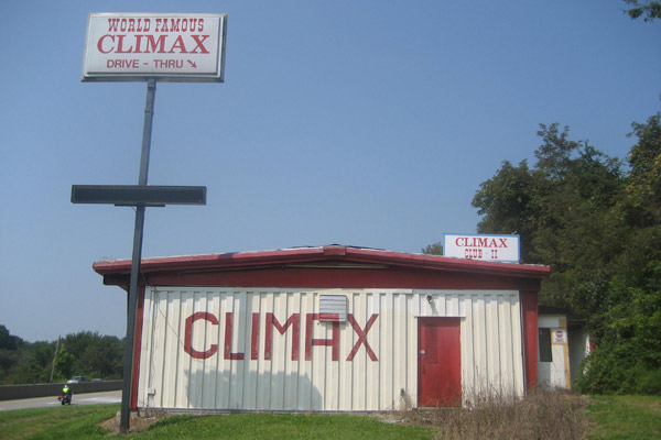Climax, Fading