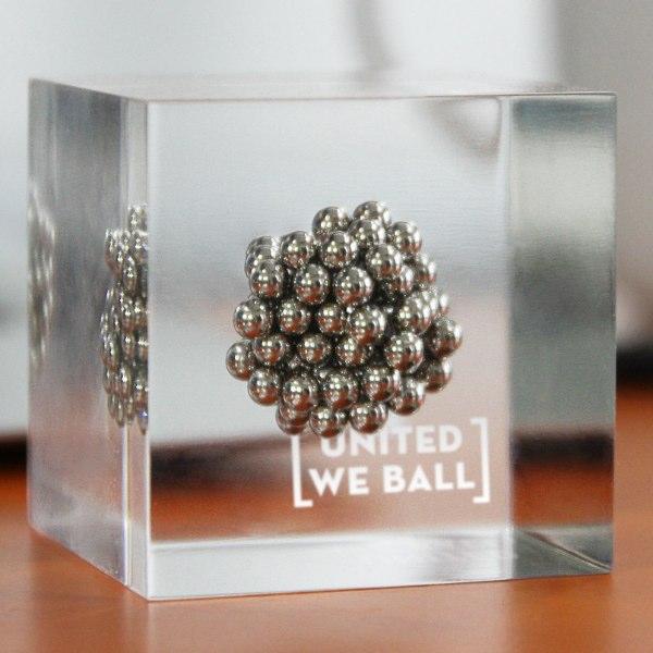 Founding Balls