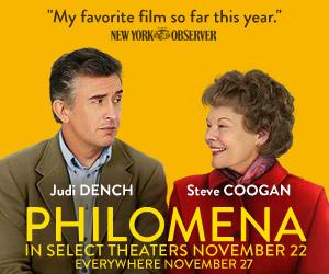 Philomena Ad