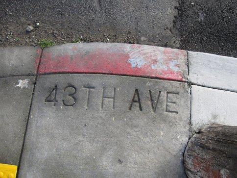 43th Street