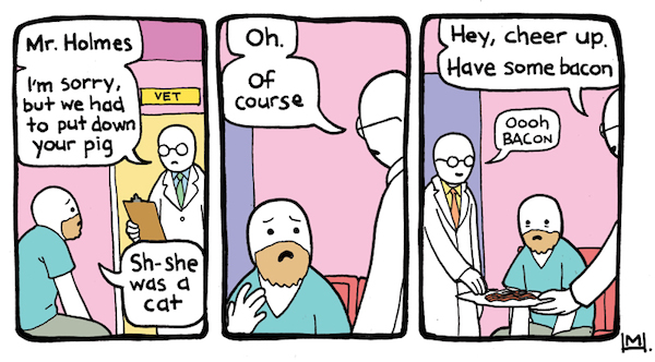 A Perry Bible Fellowship-based Mikeness