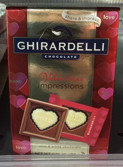 Ghirardelli Candy