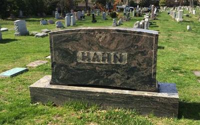 The Hahn Marker