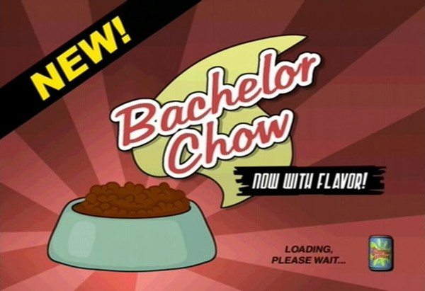 Bachelor Chow - Now with Flavor