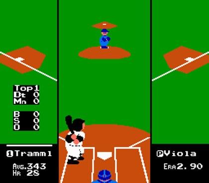 RBI Baseball, 1987