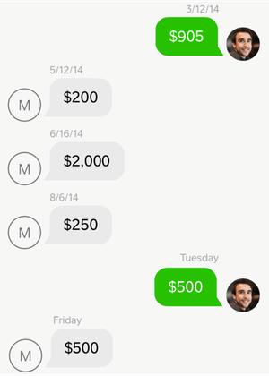 A terrible negotiation