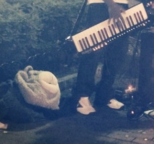 Keytar Bear's Head