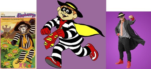 The best Hamburglar is obvious