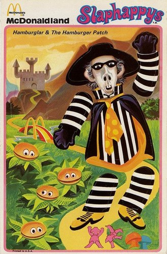 The One True Hamburglar