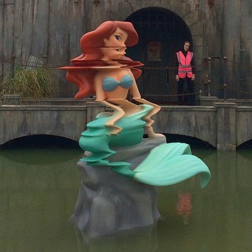 Ariel, Sort Of