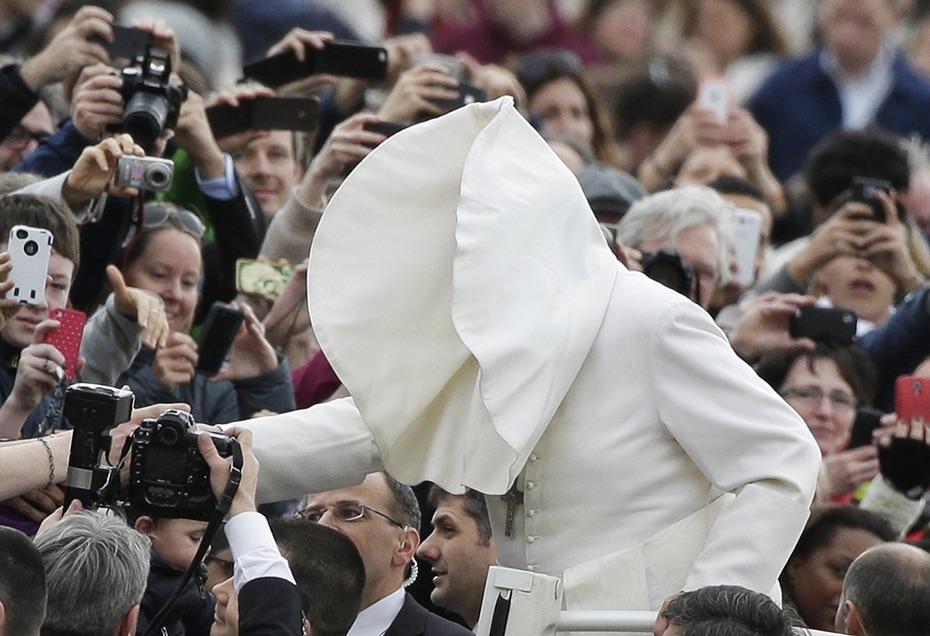 Pope Gaga