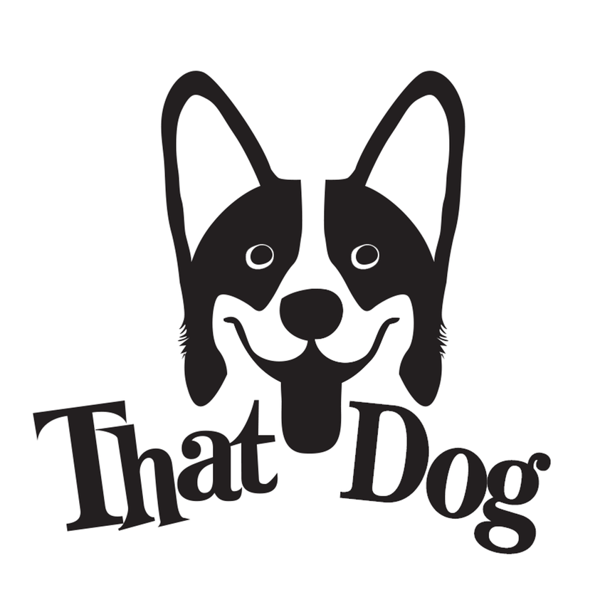 Spoof Logo for That Dog