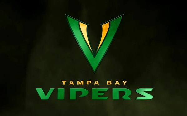 Tampa Bay Vipers logo