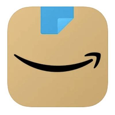 The new Amazon app icon